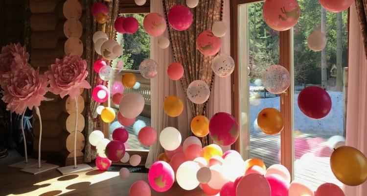 продвижение магазина воздушных шаров